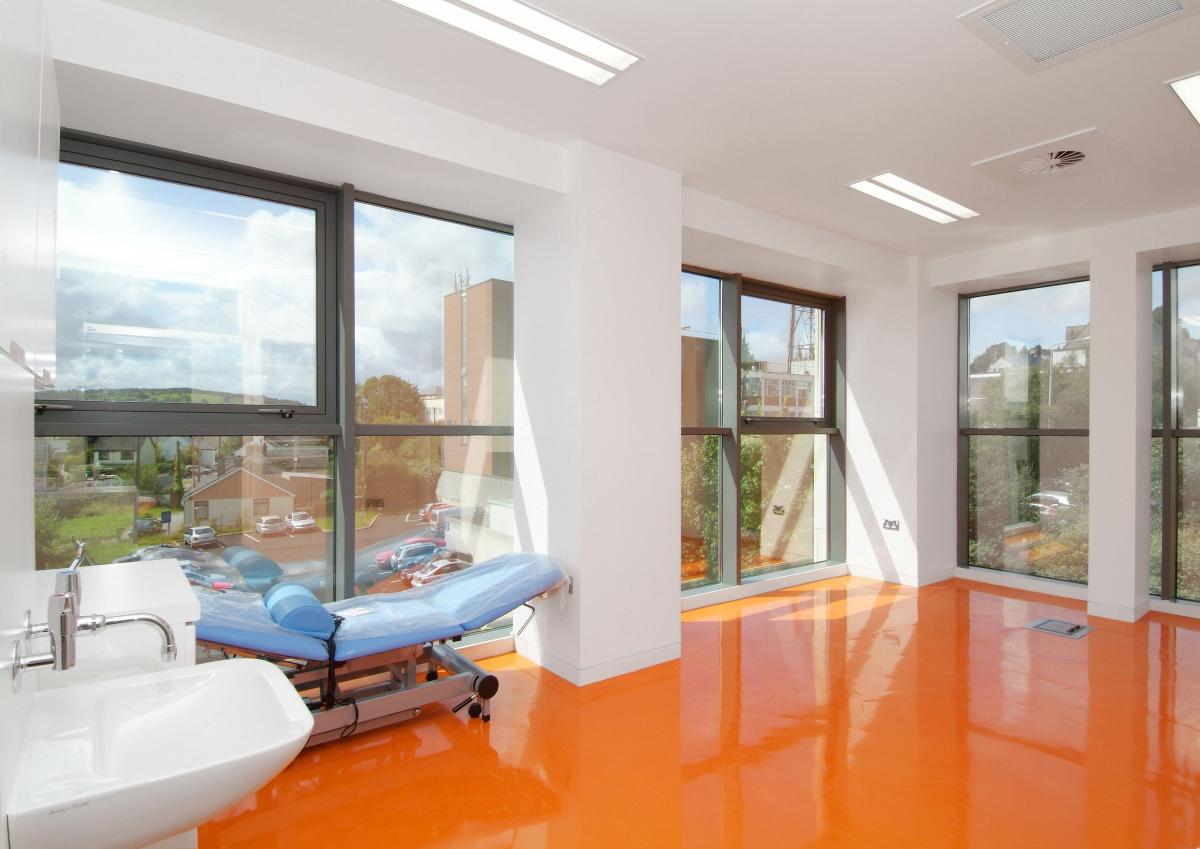 Primary Care Centre + Scally Medical Practice – MacGabhann